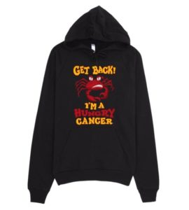 Hungry Cancer Hoodie
