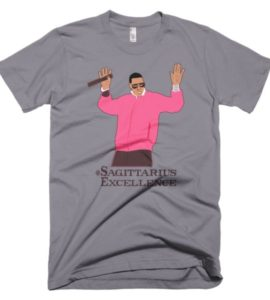 Jay-z Sagittarius Excellence Men's T-shirt