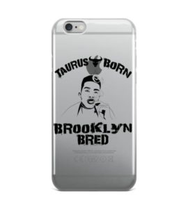 Desiigner Taurus Born Brooklyn Bred iPhone case